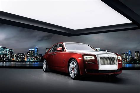 Rolls Royce Red Lifestyle For Men Magazine Men