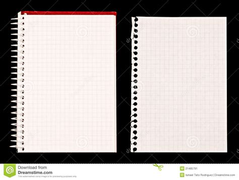 Letter Notebook Notebook And Paper Note Stock Image Image 21485791