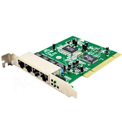 Switch Lan 4 Port 4 port pci 10 100 mbps 100m fast ethernet network lan