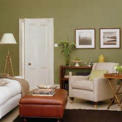 green and brown living room decor interior design a few things you should know about colors before painting