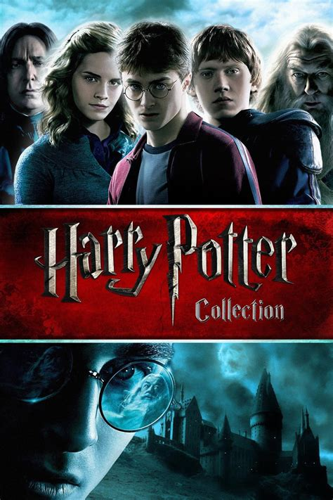 movies  harry potter collection saga   movies