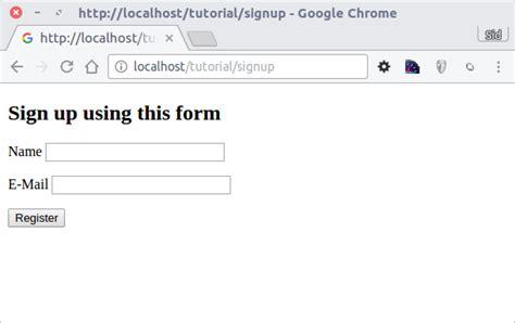 tutorial php phalcon tutorials basic phalcon framework