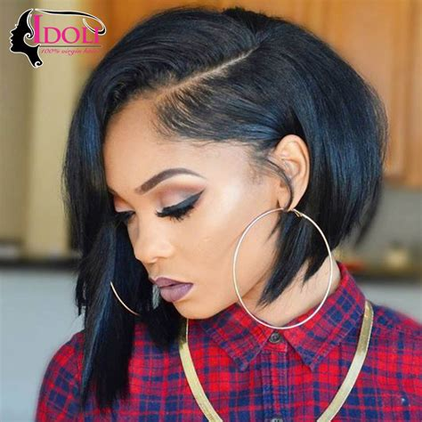 good cheap hair weave to use for bob hairstyles cheap unprocessed brazilian virgin hair straight 7a bob
