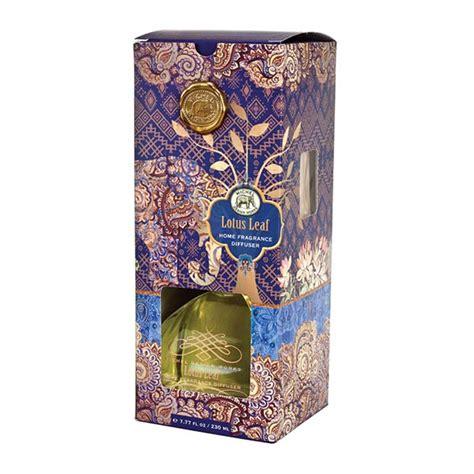 michel design works home fragrance diffuser michel design works fragrance diffuser lotus leaf