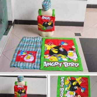 Sarung Anak Angry Bird Xl sarung sholat sajadah anak laki