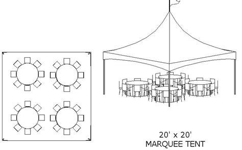 event tent layout hemet party rental tent layout ideas