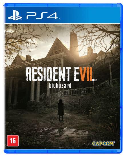 Kaset Ps4 Resident Evil 7 resident evil 7 ps4