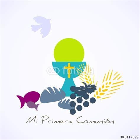 recuerdos de comunion cuadros para ninos tarjetas para cumpleanos vector mi primera comunion comunion pinterest b 250 squeda