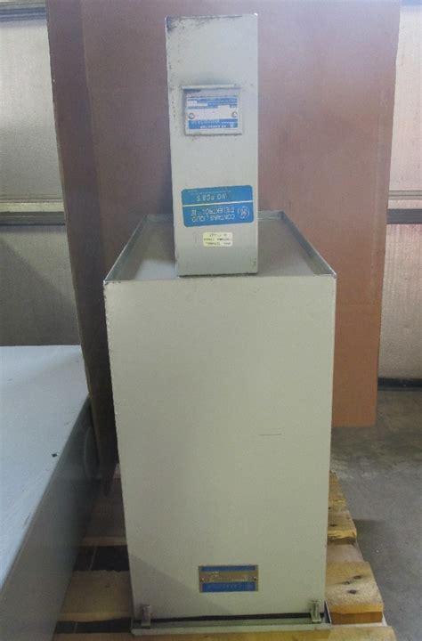 capasitor bank 60 kvar ge capacitor 37f523g416 150 kvar 4160v 60hz 3ph used ebay