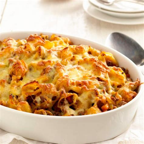 pasta bake recipes beef ragu pasta bake recipe myfoodbook make a cookbook