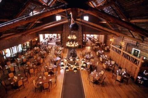 Old Faithful Inn Dining Room by Old Faithful Inn Dining Room Reservations Needed For
