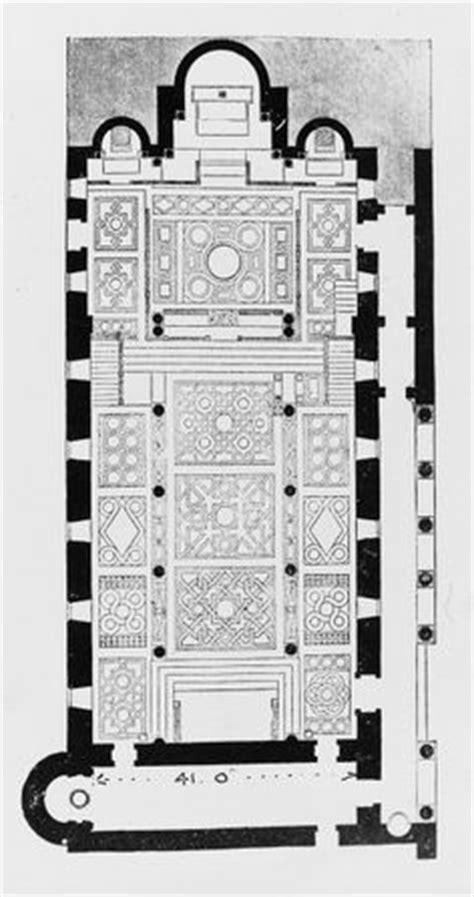 100 Church 12th Floor by Ottonian Plan Of The Church Of St Michael Hildesheim