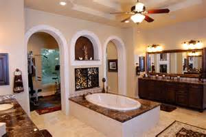 Elegant bathrooms in the texas hill country by stadler custom homes