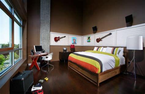 Tempat Tidur Cowok cara desain 20 desain kamar tidur maskulin keren untuk