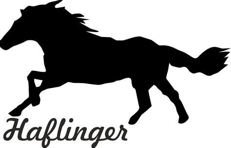 Auto Sticker Vorlagen by 2 X Auto Aufkleber Haflinger Pferd Quot Haflinger Horse Quot Car