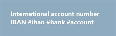 best global bank account best 25 format of a letter ideas on