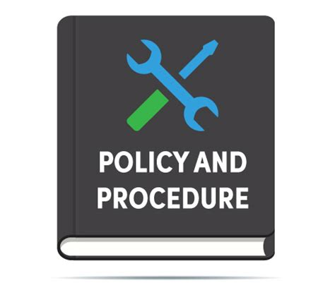 company policy manual template formatting your procedures and policies manuals