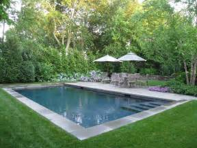 The Backyard Harbor by Edmund Landscape Architects Sag Harbor At