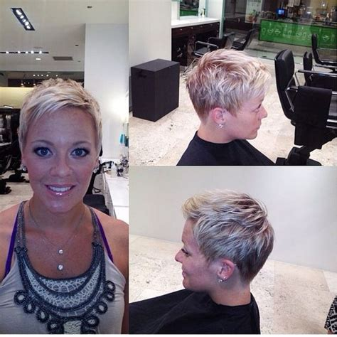 Proper Pixie Cuts On Older Women | proper pixie cuts photo hair pinterest style