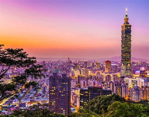 top tourist attractions  taipei taiwan guardian