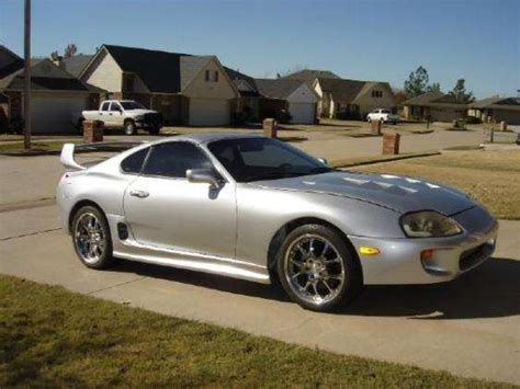 Toyota Supra 1995 For Sale 1995 Toyota Supra Turbo Low For Sale In