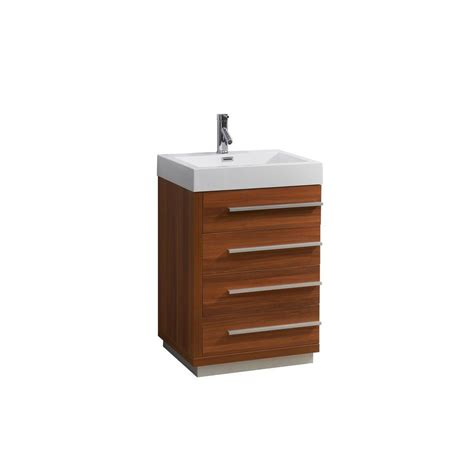 Bailey Vanity by Virtu Usa Bailey 23 62 In W Vanity In Plum With Poly