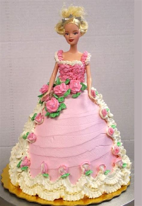 doll design birthday cake barbie doll cake for your kids on vizagfood