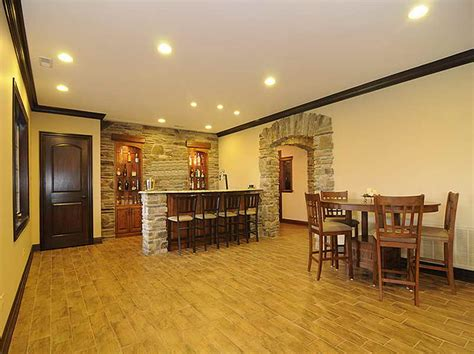 refinish basement cost basement basement finishing cost with size basement