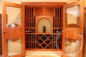 Residential showcase vinotemp