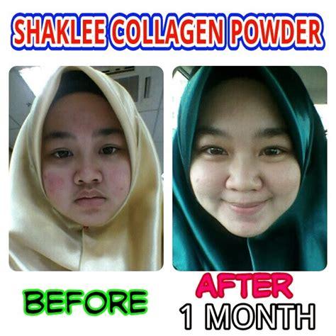 Collagen Shaklee Powder gedung sinar sihat tips pengantin baru menawan siang dan