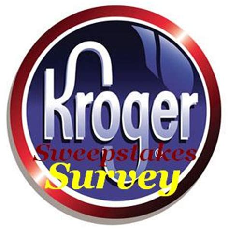 Kroger Sweepstakes 2017 - entry at tell kroger sweepstakes www krogerfeedback com mylogin4 com