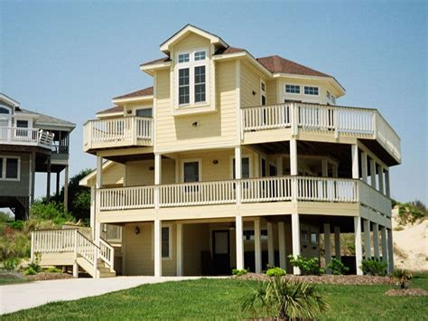 double storey beach house designs two story ocean view house plans