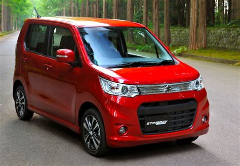 suzuki wagon r stingray japan september 2012
