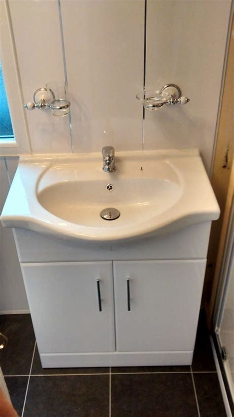 caravan shower room refit new replace repair by sns