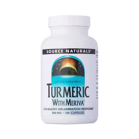 thrive w supplement turmeric w meriva supplement by source naturals thrive