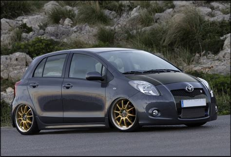 Toyota Cj Toyota Yaris By Cj D3s16n On Deviantart