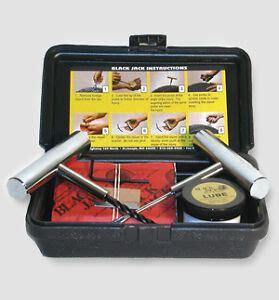 blackjack tire repair kit  chrome tools bljksc ebay