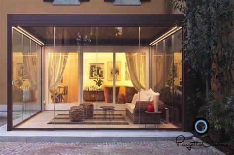 chiudere un terrazzo con vetri come chiudere le tende verande con vetri scorrevoli pratic
