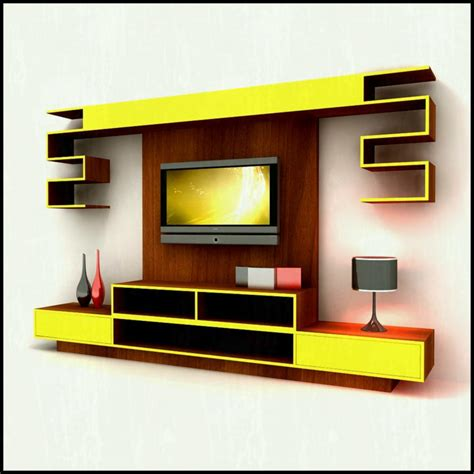 Tv Wall Unit Designs Modern Built In Units Fascinating