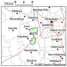 Indianapolis In Zip Code Map by Indiana Zip Codes By County Indiana Free Engine Image