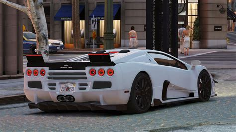 ssc ultimate aero ssc ultimate aero add on replace tuning gta5 mods com
