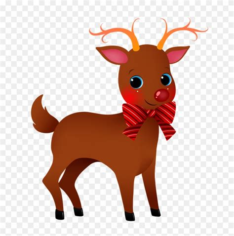 Reindeer Clip