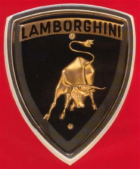 Lamborghini Logo History Car Logos The Archive Of Car Company Logos