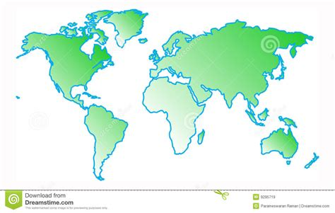 royalty free world map world map royalty free stock images image 9295719
