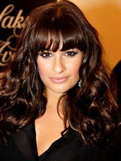 which hair colour does lea michele wear for loreal 1000 images about rich brunettes on pinterest brunette