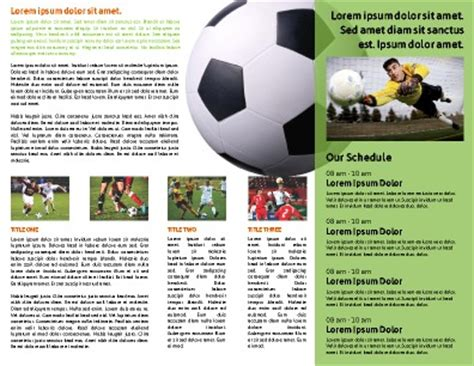 sports program templates pageprodigy print for 1