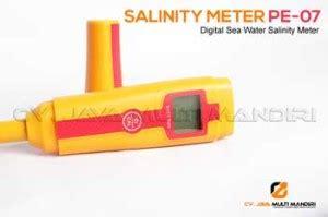 Salinity Meter Salinometer Sa287 Ukur Kadar Garam alat pengukur tingkat keasinan air laut pe07 portable