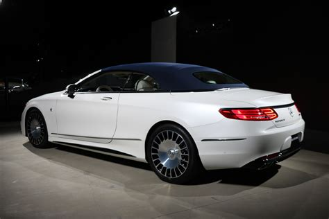 maybach 6 cabriolet cost 28 images mercedes maybach 6