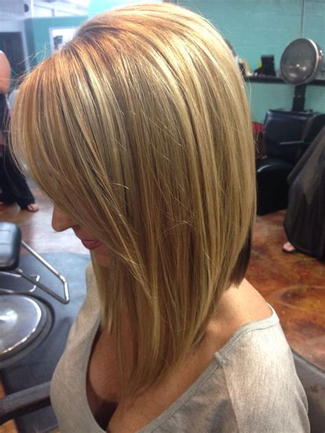 what is a swing bob haircut inverted bob by madison fuller with hair co orange tx