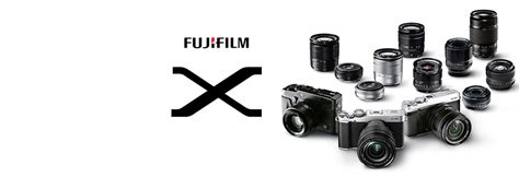 fuji x series lenses